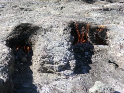 Flammen von Chimaira